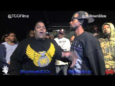 Sammywild100s vs BluRay Blade