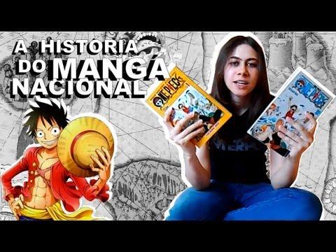 piecePROJECT: A História do Mangá Nacional - One Piece