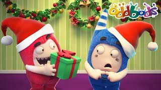 Oddbods NEW Episodes - Funny CHRISTMAS SURPRISES