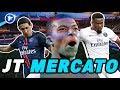 Le PSG va vendre pour s'offrir Mbappé | Journal du mercato