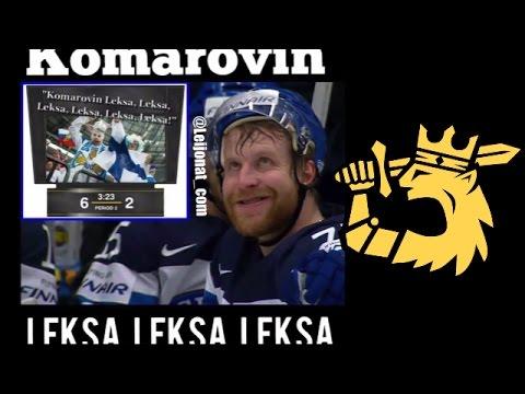 Leijonat.com ylpeänä esittää: Komarov Leksa Leksa Leksa