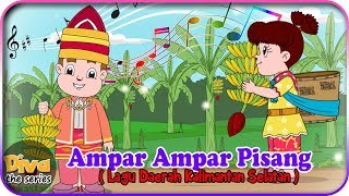 Ampar Ampar Pisang | Lagu Daerah Kalimantan Selatan | Diva bernyanyi | Diva The Series Official
