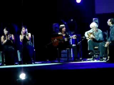 Manolo Sanlucar en Huelva - La danza de los pavos-