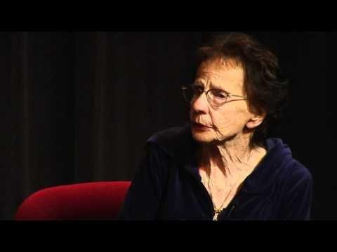 Holocaust Survivor Testimony:  Eline Hoekstra Dresden