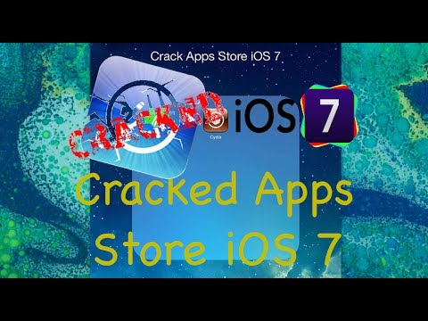 Cracked Apps Store iOS 7 That Works 2014