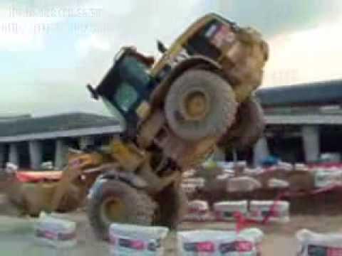 Pathan Driver Stunt  (sohail72) video