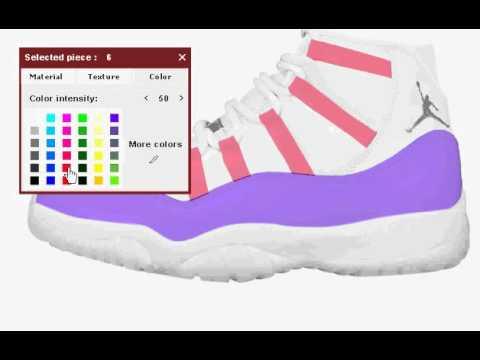 Build Your Own Shoe Online