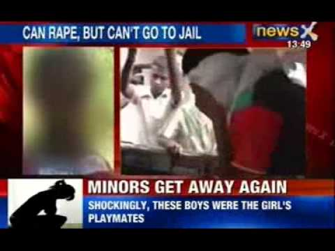 Guwahati gang rape: India Shamed - Twelve year old girl raped by five minors