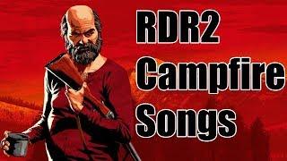All RDR2 Campfire Songs I've Heard So Far