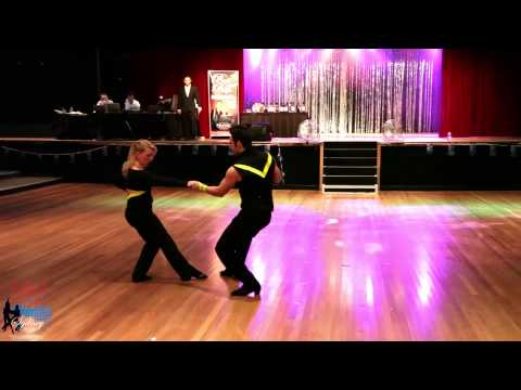 Nuroc - Best of the Best 2013 - Classic Routine - Jordan Frisbee & Tatiana Mollmann