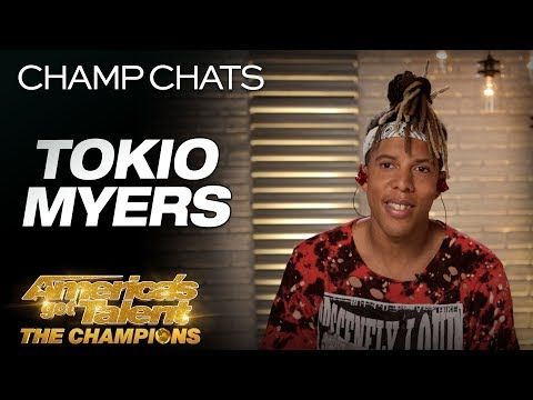 Tokio Myers Gives Us The Lowdown On His Life After BGT - America's Got Talent: The Champions