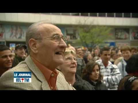 Journée internationale du Rire 2010, Bruxelles, belgique