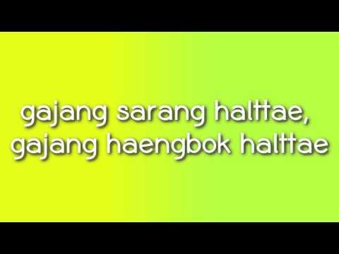 Infinite - Can U Smile [Lyrics] [[HD]]