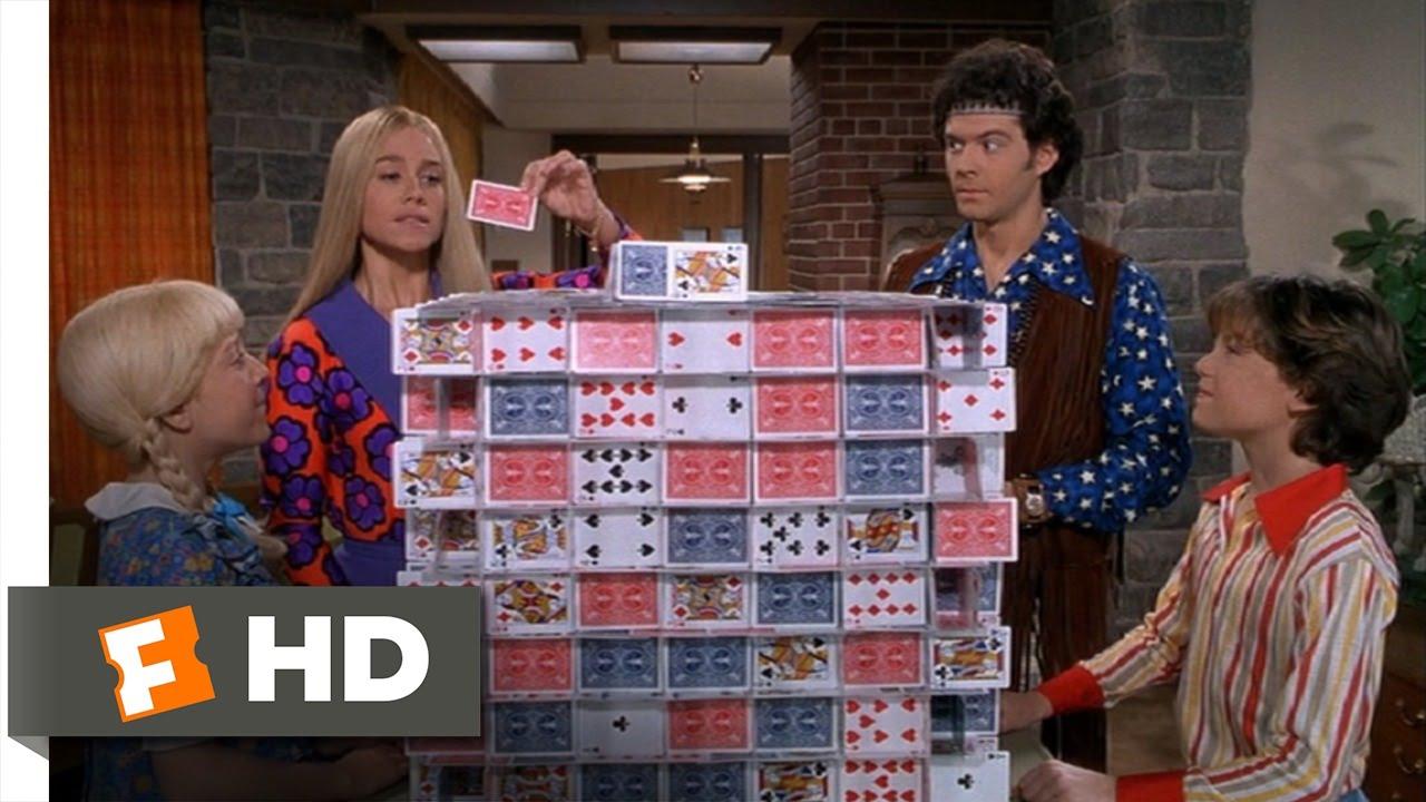 a very brady sequel 19 movie clip house of cards