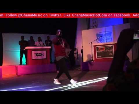 Sarkodie - Performance  Bless The Mic 2013 | Ghanamusic Video video