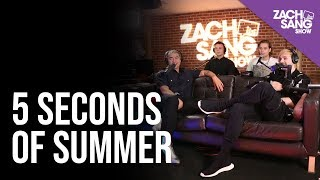 "5 Seconds of Summer Talks ""Easier"", New Sound & Accents"