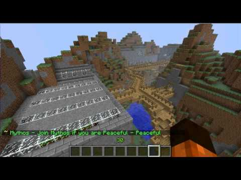 Minecraft Server 1.4.5! [FACTIONS][PVP][SURVIVAL][CREATIVEMODE] Mobarena and Zom