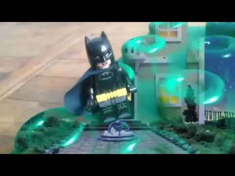 Lego movie superman vs batman thumbnail