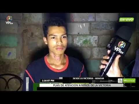 Venezuela - Pobreza y hambre: Así viven muchas familias aragüeñas - VPItv
