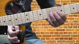 AC/DC Video - AC DC - Back in Black - Solo Lesson