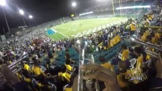 Southern University Human Jukebox 2016