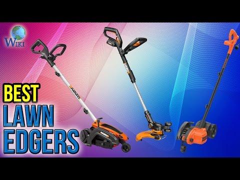 8 Best Lawn Edgers 2017
