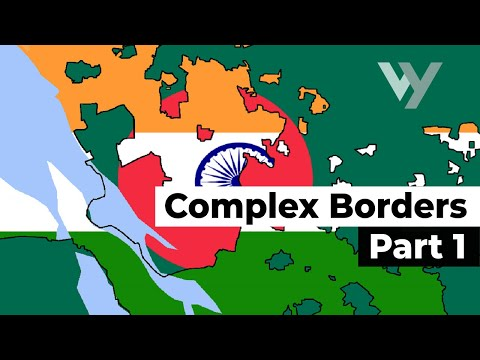 In this video I look at some of the most complex international border. Of course, there are more complex borders in the world, but this video looks at some of my favourites. I look at the...
