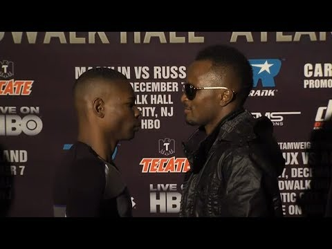 Guillermo Rigondeaux vs Joseph Agbeko Full final press conference HD