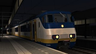 Train Simulator: Beverwijk - Uitgeest with NS SGMm