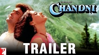 Chandni (1989) - Official Trailer