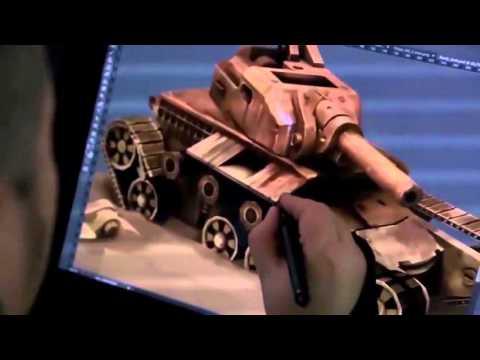 TankiOnline - Обзор разработки танков на Unity