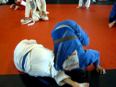 Anthony Galeano Carlson Gracie Team Las Vegas-Jiu-jitsu flow drill Image 1