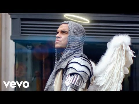 Robbie Williams - Candy Music Videos