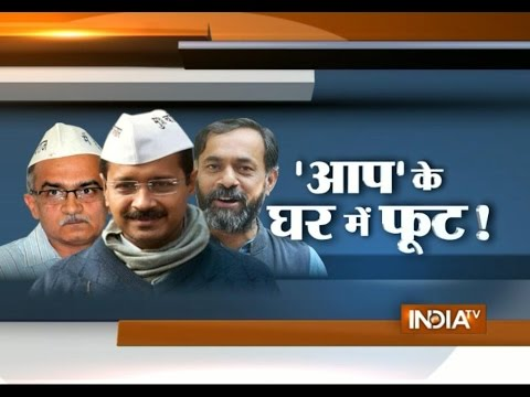 '2 Camps Within Party,' Says AAP Ombudsman, Amid Reports of Sidelining Yogendra Yadav