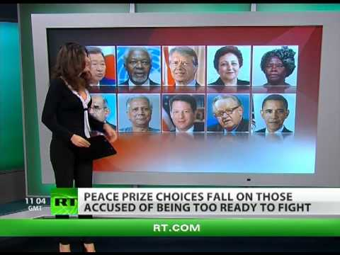 Would you choose them for Nobel Peace Prize?