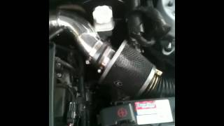 Intake & Exhaust on Hyundai Accent 2009
