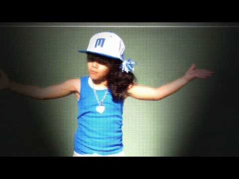 5 Year Old Rapping!!! (hunt Them Down)baby Kaely,... Willow Smith, Justin Bieber, Selena Gomez video