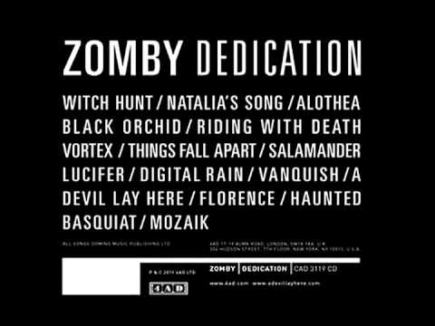Zomby - Digital Rain - (Dedication) - (2011)