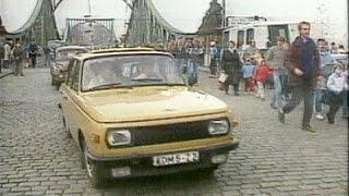 اللحظات التي سبقت سقوط جدار برلين