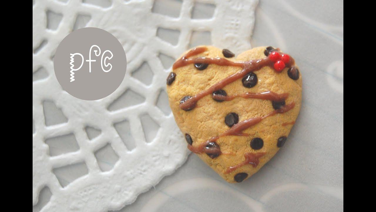 chocolate chip cookies heart shaped chocolate chip banana pancakes