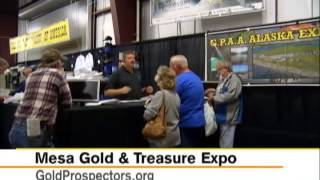 GPAA Gold and Treasure Expo Mesa Arizona