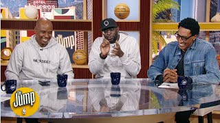 Knuckleheads interview: Q-Rich and Darius Miles talk watching Scottie Pippen growing up | The Jump