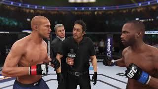 UFC Fight Night 132 Cerone vs Edwards ufc3 gameplay