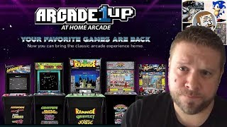 Arcade1Up -  Overview & Price Comparison (North America/UK)