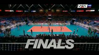 NCAA 92 Men's Volleyball Finals: CSB vs UPHSD Game Highlights - February 3, 2017