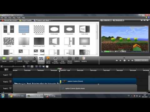 Tutorial Jak natočit upravit video CZ HD