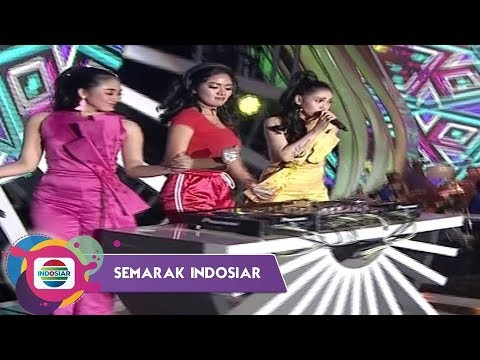 DUH..SEGAR..SEGAR  DJ Ayudia & Duo Anggrek - 'Sir Gobang Gosir' I Semarak Indosiar Karawang