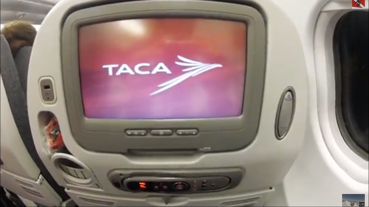 Airbus A330 Taca Avianca Airlines Youtube