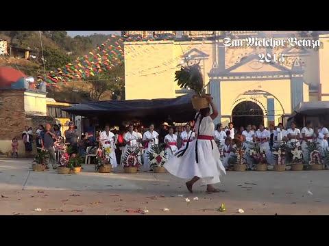 San Melchor Betaza 2013. Canastas Florales