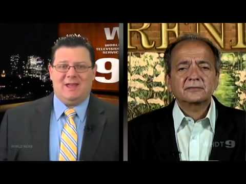 Gerald Celente - WHDT World News - July 11, 2013